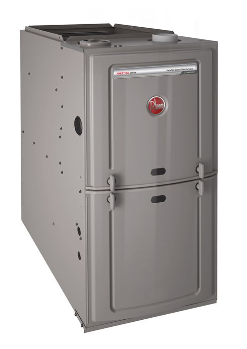 Augusta Rheem Gas Furnaces – Anderson Heating and Air Conditioning